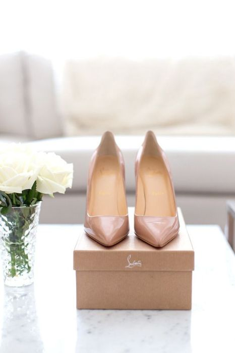 Pigalle shoes Louboutin