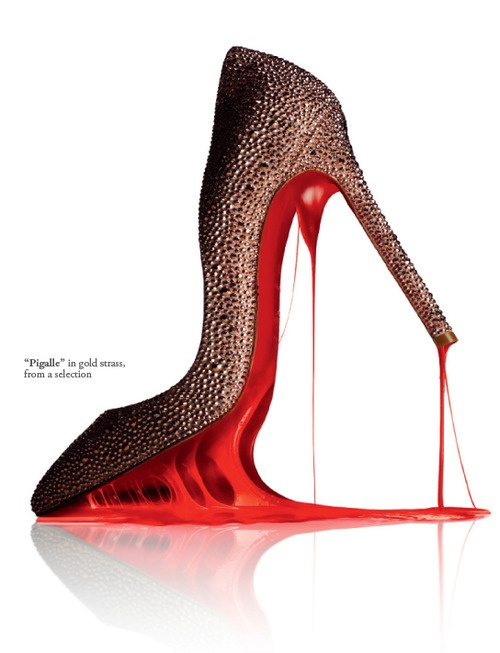 Pigalle shoe by Christian Louboutin