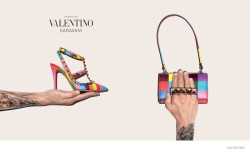 Valentino Ad Campaign Resort 2015 by Terry Richardson
