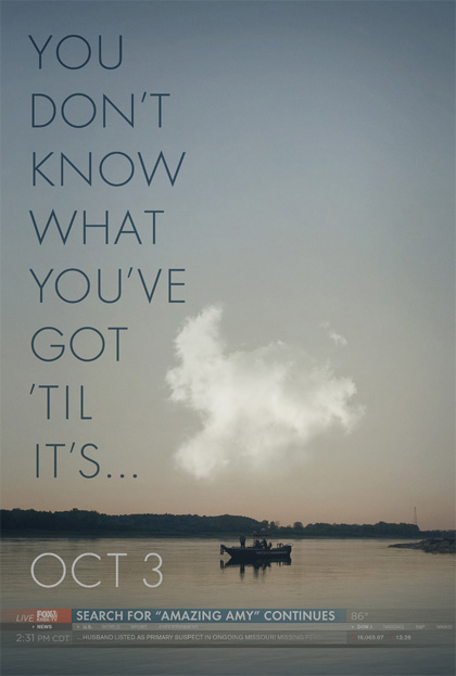 Gone Girl by David Fincher