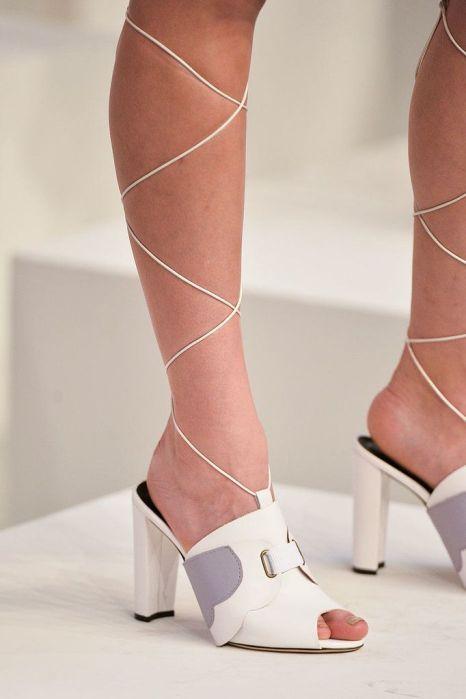 Cynthia Rowley fashion show in New York