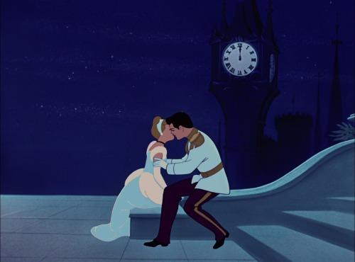 Cinderella by Walt Disney, 1950