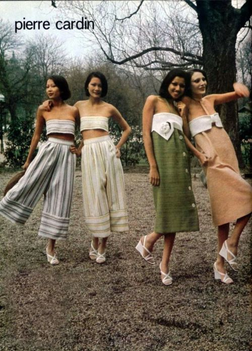 Pierre Cardin for L'Officiel 1975