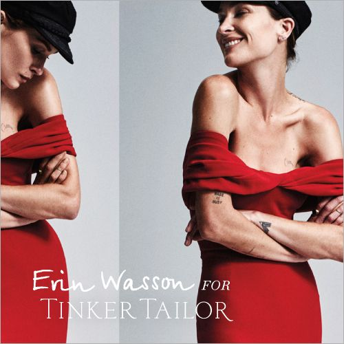 Erin Wesson for Tinker Tailor
