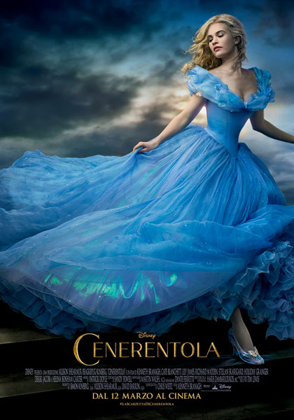 Cinderella by Kenneth Branagh 2015