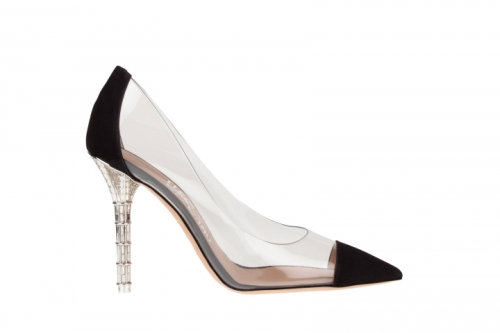 Salvatore Ferragamo Cinderella Shoes