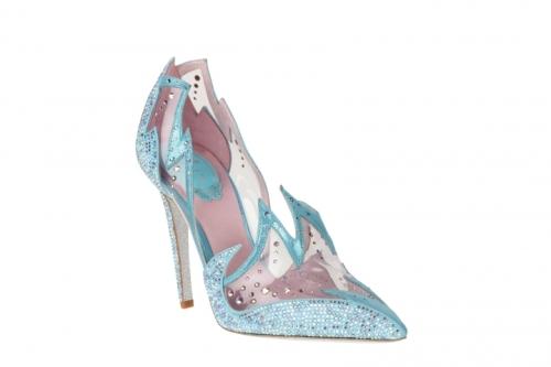 Renè Caovilla Cinderella Shoes