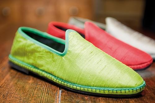 Savoy, calzature veneziane by Piedàterre