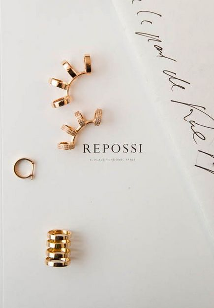 Gaia Repossi Rings
