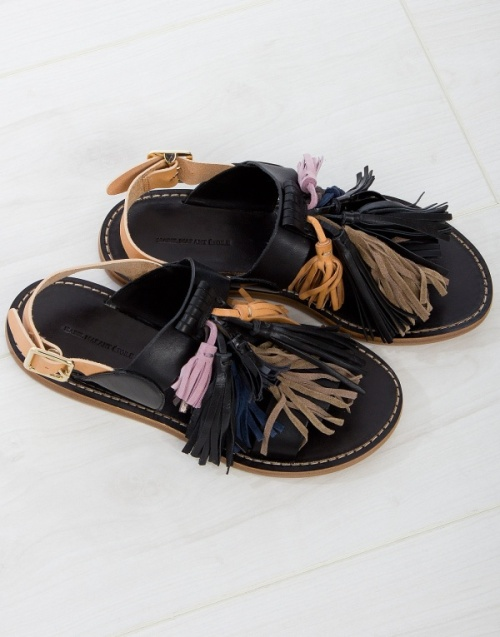 Isabel Marant Etoile Clay sandals S/S 2015
