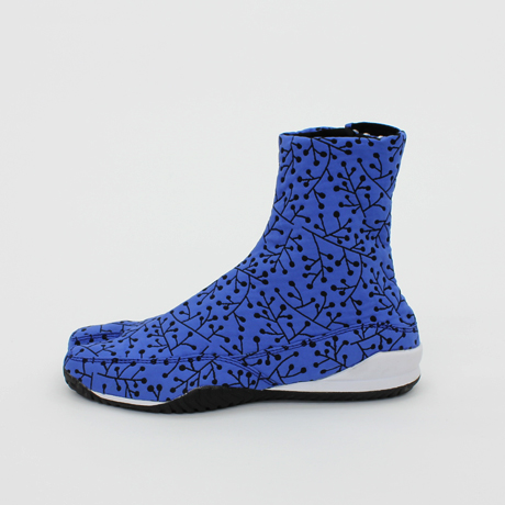 Nanten blue tabi shoes