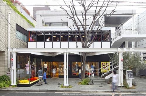 Super A market boutique Aoyama