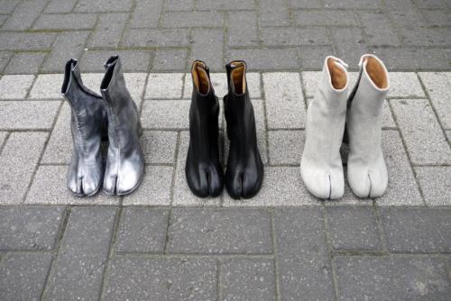 Maison Martin Margela Tabi Boots