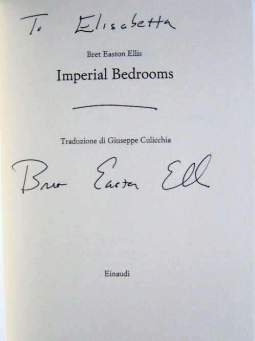 Imperial Bedrooms, 2010
