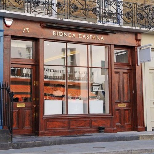 Bionda Castana boutique London