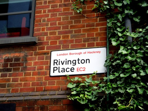 Rivington Place, London