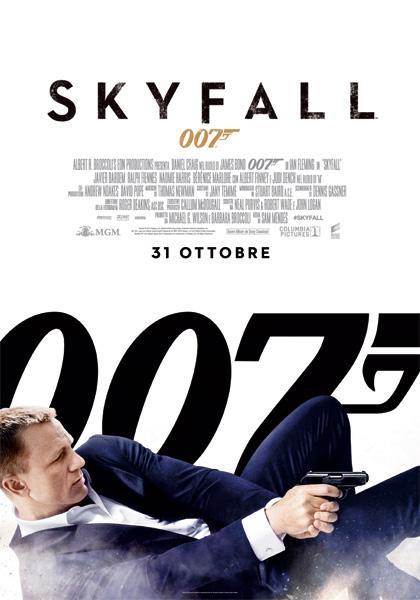 007- Skyfall, 2012