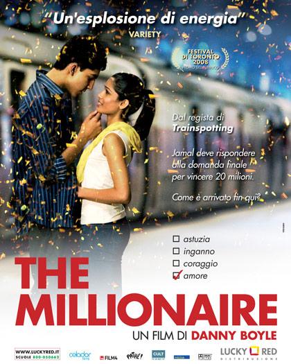 The Millionaire, 2008