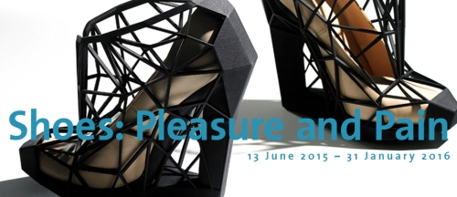 Shoes: Pleasure and Pain Exhibition, Victoria&Albert Museum
