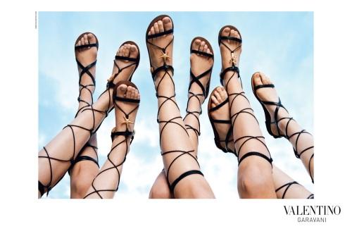 Valentino Ad Campaign S/S 2015