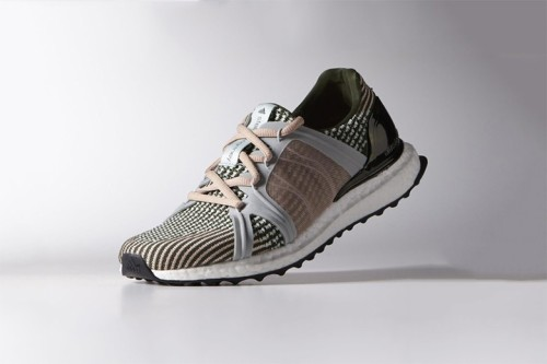 Stella McCartney for Adidas Ultra Boost trainers S/S 2015