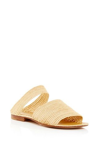 Carrie Forbes slip on sandals