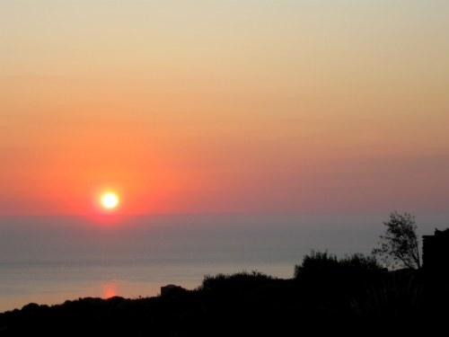 Pantelleria sunset