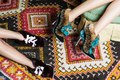 Liudmila Shoes Fall 2015
