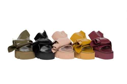 Knot sandals Summer 2015 by Kartell and N21