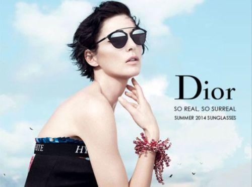 Dior So Real Sunglasses Summer 2014