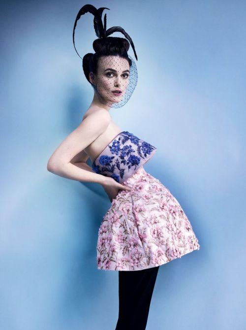 Keira Knightley in Dior
