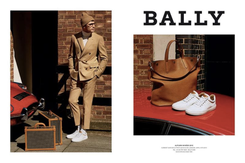 Bally Ad Campaign Fall 2015