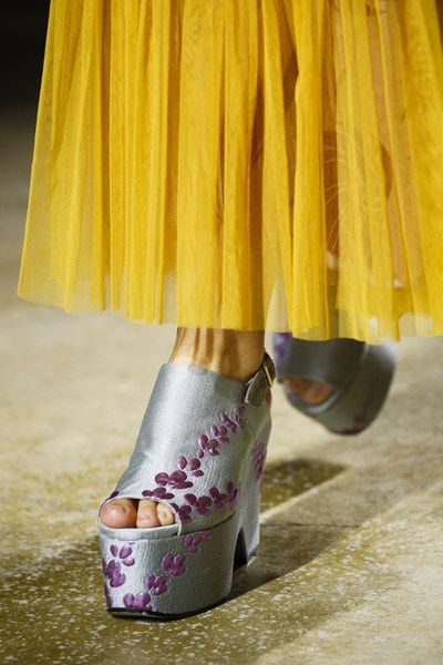 Dries Van Noten S/S 2016