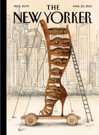 The New Yorker, March 2013