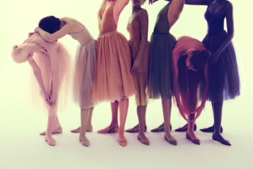 Christian Louboutin Nude Shoes Collection
