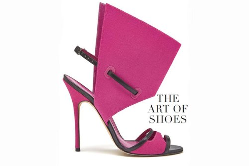Manolo Blahnik The Art Of Shoes Exhibition