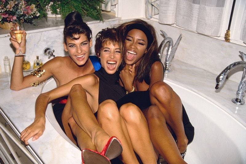 naomi-campbell-christy-turlington-linda-evangelista-supermodel-saturday-night-beauty
