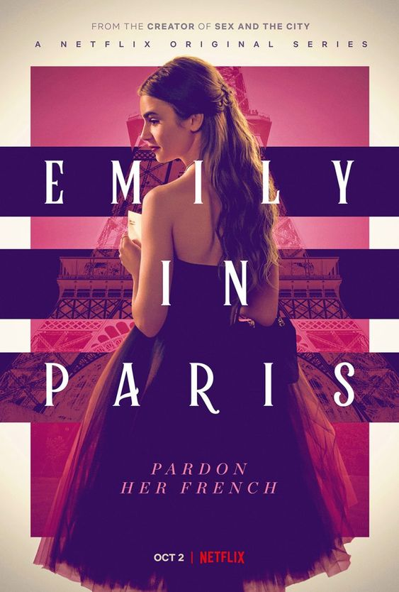 Emily In Paris | Mardou' s Thinking About Shoes